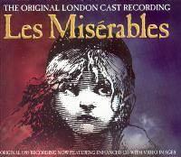 Cover Musical - Les Misérables [The Original London Cast Recording]